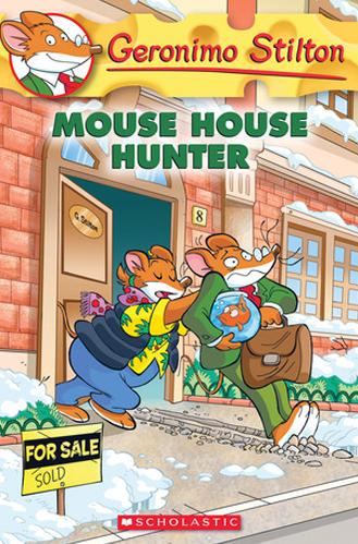 Geronimo Stilton #61: Mouse House...