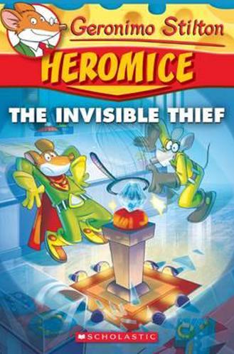 Geronimo Stilton Heromice #5: The...