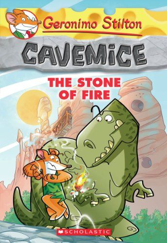 Geronimo Stilton Cavemice #1: The...