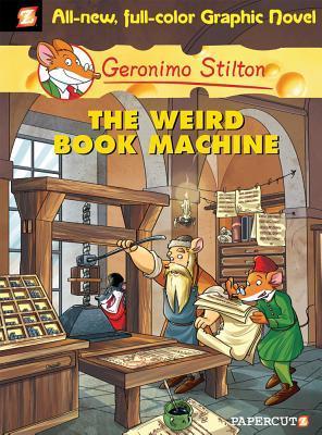 The Weird Book Machine (Geronimo...