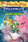 Geronimo Stilton Spacemice #1: Alien...