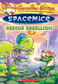 Geronimo Stilton Spacemice #5: Rescue...