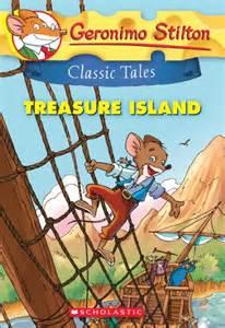 Geronimo Stilton Classic Tales: Treasure...