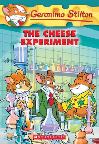 Geronimo Stilton #63: The Cheese...