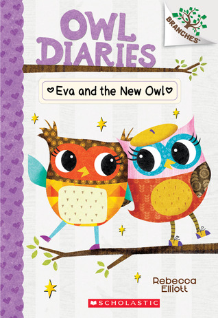 Eva And The New Owl...