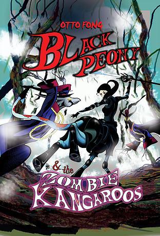 Black Peony & The Zombie...