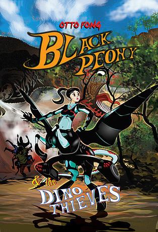 Black Peony & The Dino...