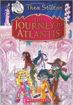 Thea Stilton Special Edition: Journey...