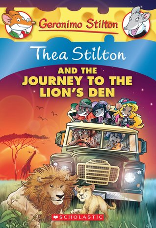 Thea Stilton and The Journey...