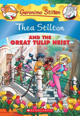 Thea Stilton and The Great...