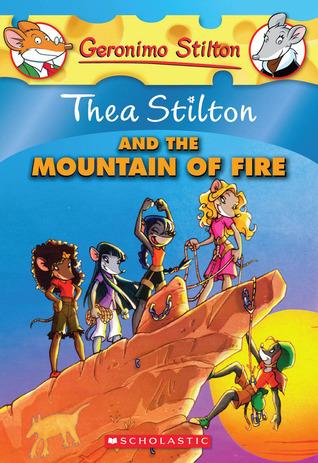 Thea Stilton and The Mountain...