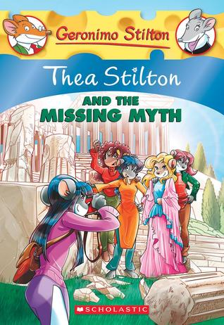 Thea Stilton and The Missing...