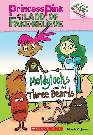 Moldylocks and the Three Beards...