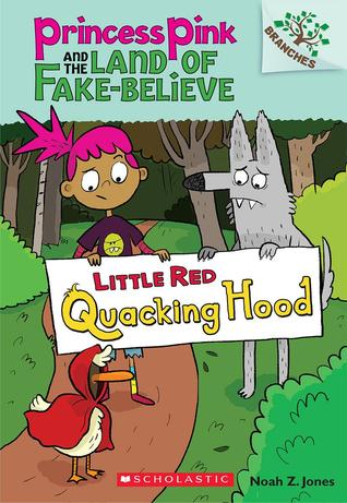 Little Red Quacking Hood (Princess...