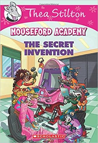 Thea Stilton Mouseford Academy #5:...