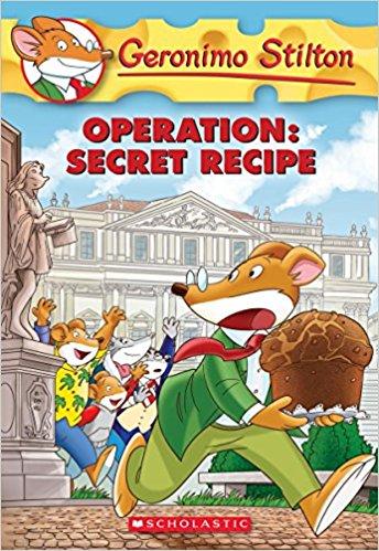 Operation: Secret Recipe (Geronimo Stilton...