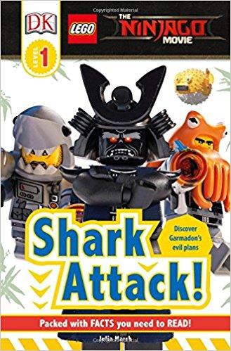 DK Reader LEGO (R) NINJAGO...