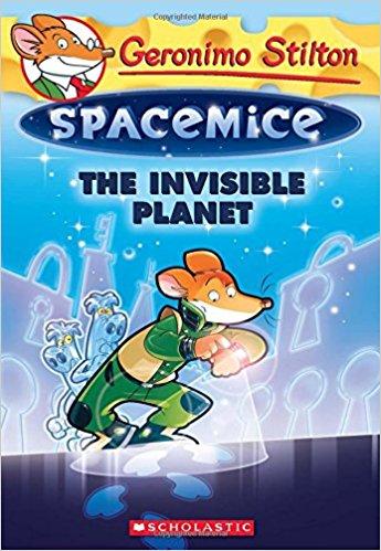 Geronimo Stilton – Spacemice The...