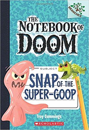 Snap of the Super-Goop: A...