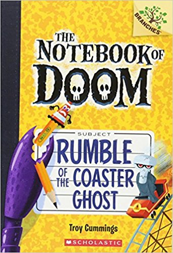 Rumble of the Coaster Ghost:...