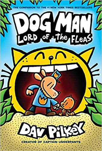 Dog Man: Lord of the...