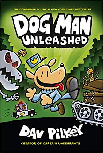 Dog Man #2 : Dog...