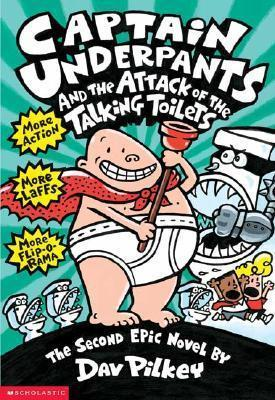 Captain Underpants and the Attack...
