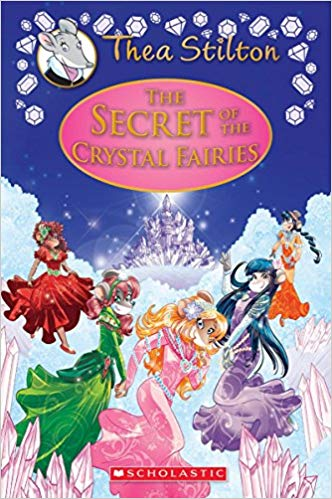 The Secret of the Crystal...