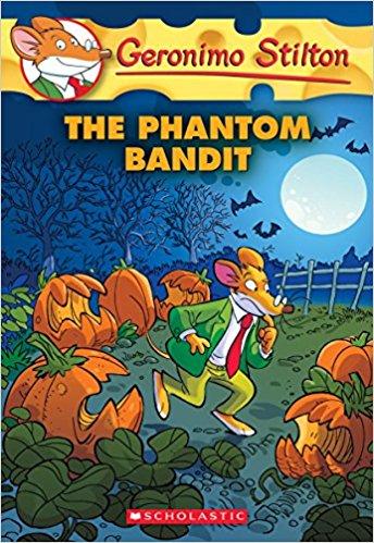 The Phantom Bandit (Geronimo Stilton...
