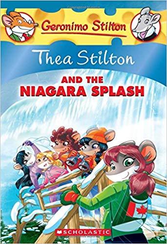 Thea Stilton and the Niagara...