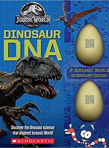 Jurassic World Dinosaur DNA (...