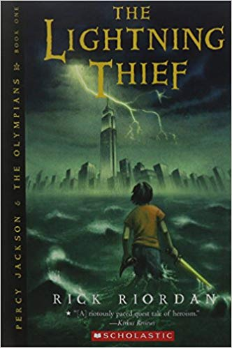 The Lightning Thief (Percy Jackson...