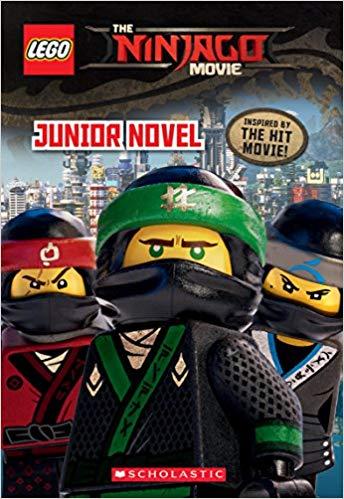 Junior Novel (The LEGO NINJAGO...