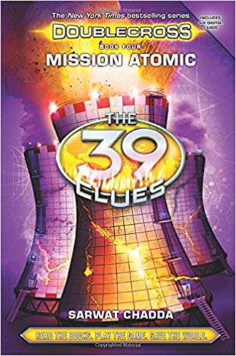 Mission Atomic (The 39 Clues:...