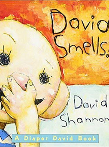 David Smells!: A Diaper David...