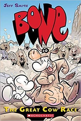 Great Cow Race (BONE #2)