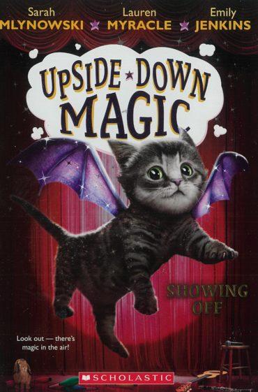 UPSIDE DOWN MAGIC – Showing...