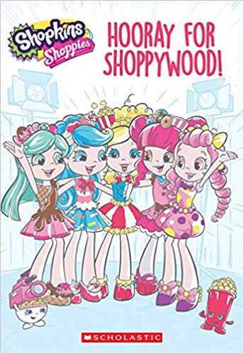 SHOPKINS – Hooray For ShoppyWood!