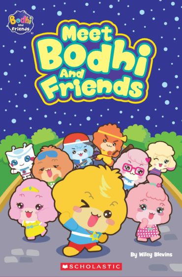 MEET BODHI AND FRIEND