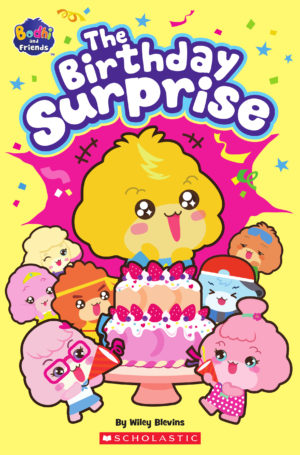 9780590053020 #3 Bodhi Birthday Surprise