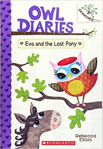 Owl Diaries #8 – Eva...
