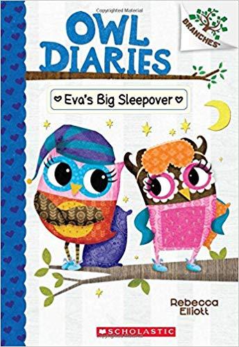 Owl Diaries #9 – Eva's...