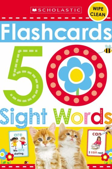 Scholastic Early Learners Flashcards –...