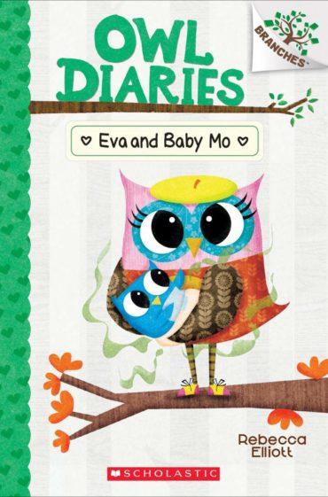 OWL DIARIES #10: EVA AND...