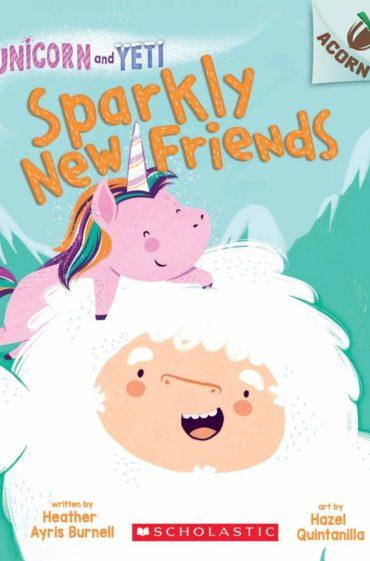 Unicorn And Yeti #1: Sparkly...