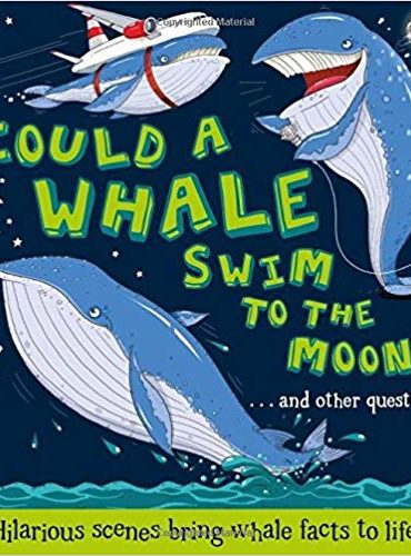 Could a Whale Swim to...