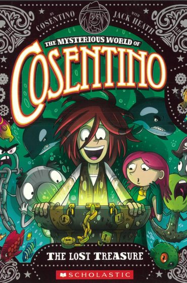 The Mysterious World of Cosentino...