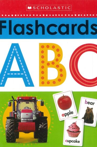 Early Learners Flashcard ABC