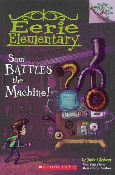 Sam Battles the Machine!