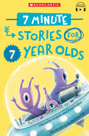Minute Stories - 7Min For 7YearOlds
